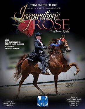 Inspiraton's Rose