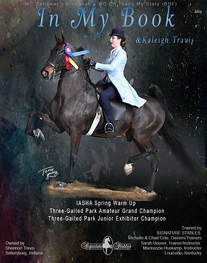SIGNATURE STABLES_TRAVIS_IN MY BOOK_MARC