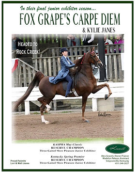 KISMET_JANES_FOX GRAPE'S CARPE DIEM_MAY_
