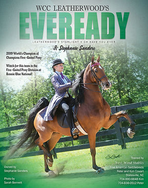 Leatherwood's Eveready