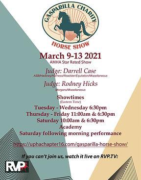 Gasparilla Charity horse show_RVP_Feb 20