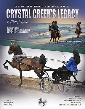 CRYSTAL CREEK'S LEGACY