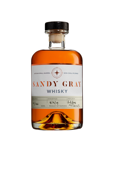 Sandy Gray Single Malt Tasmanian Whisky 500ml