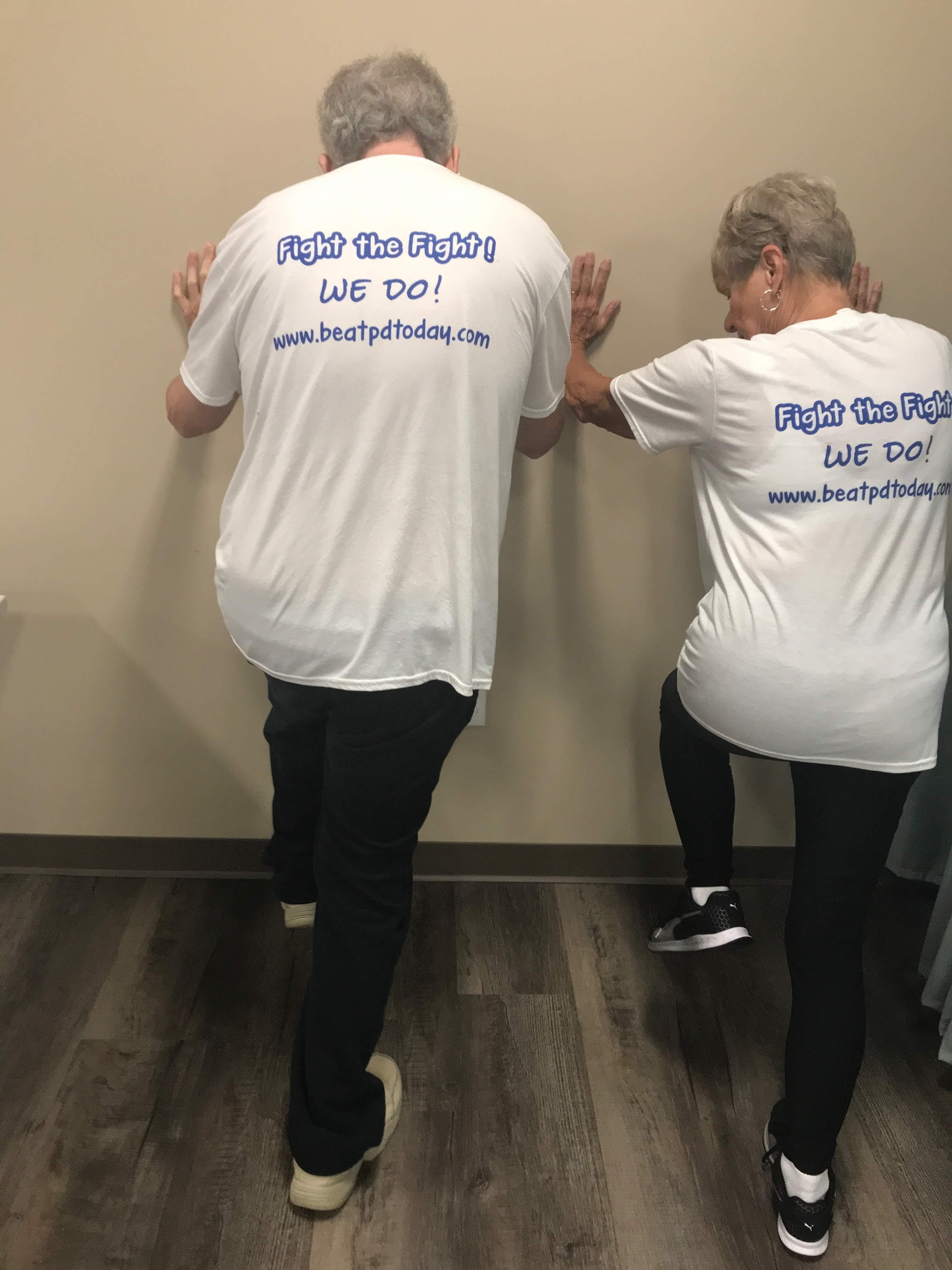 Beat Parkinson's Today Gym Photo 4