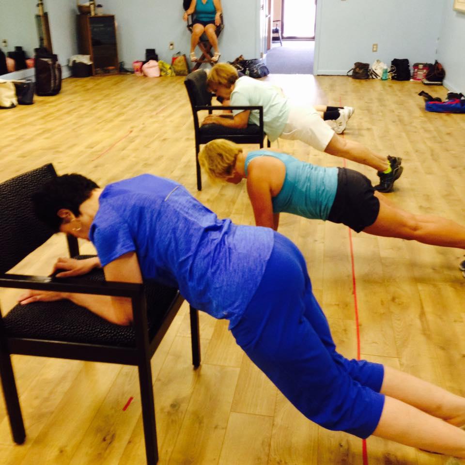 Beat Parkinson's Today Gym Photo 11
