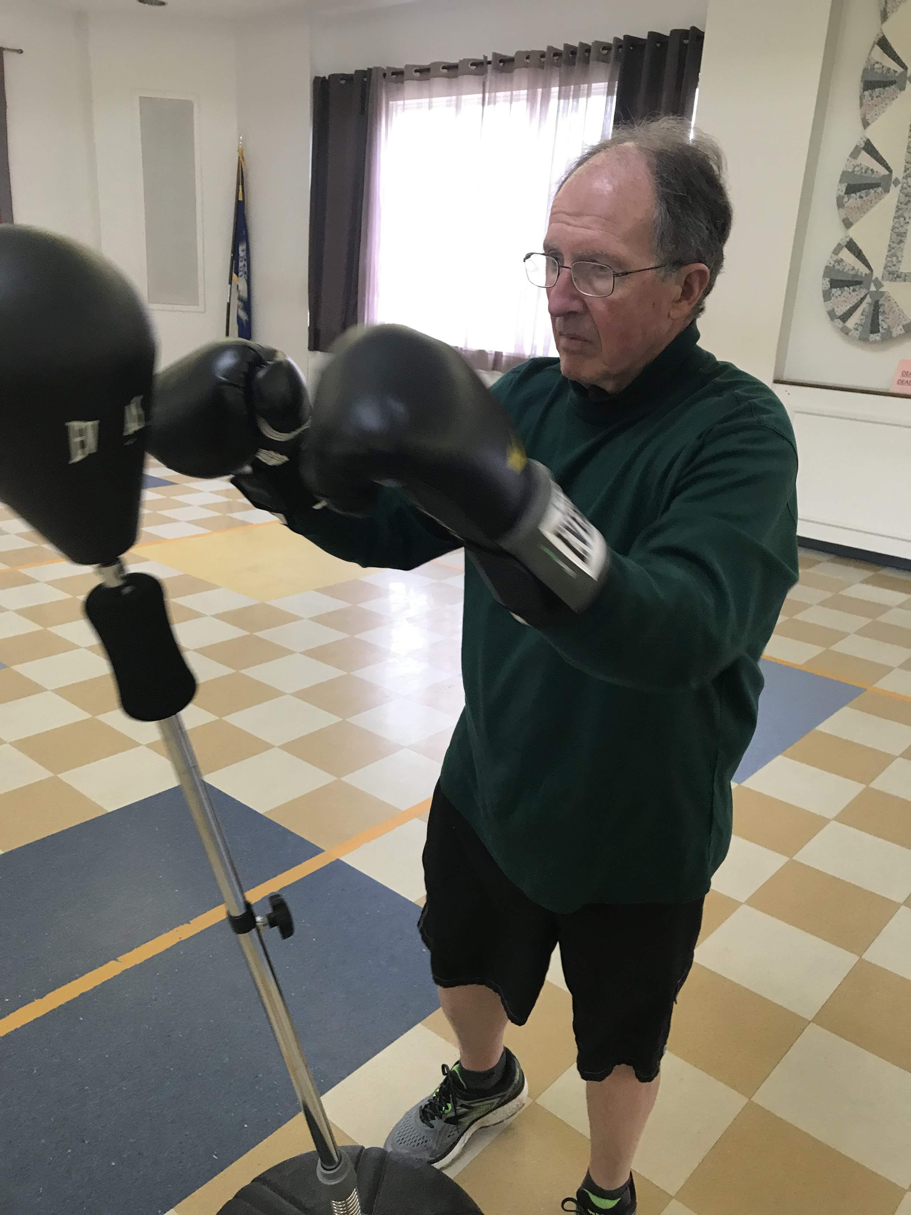 Beat Parkinson's Today Gym Photo 5