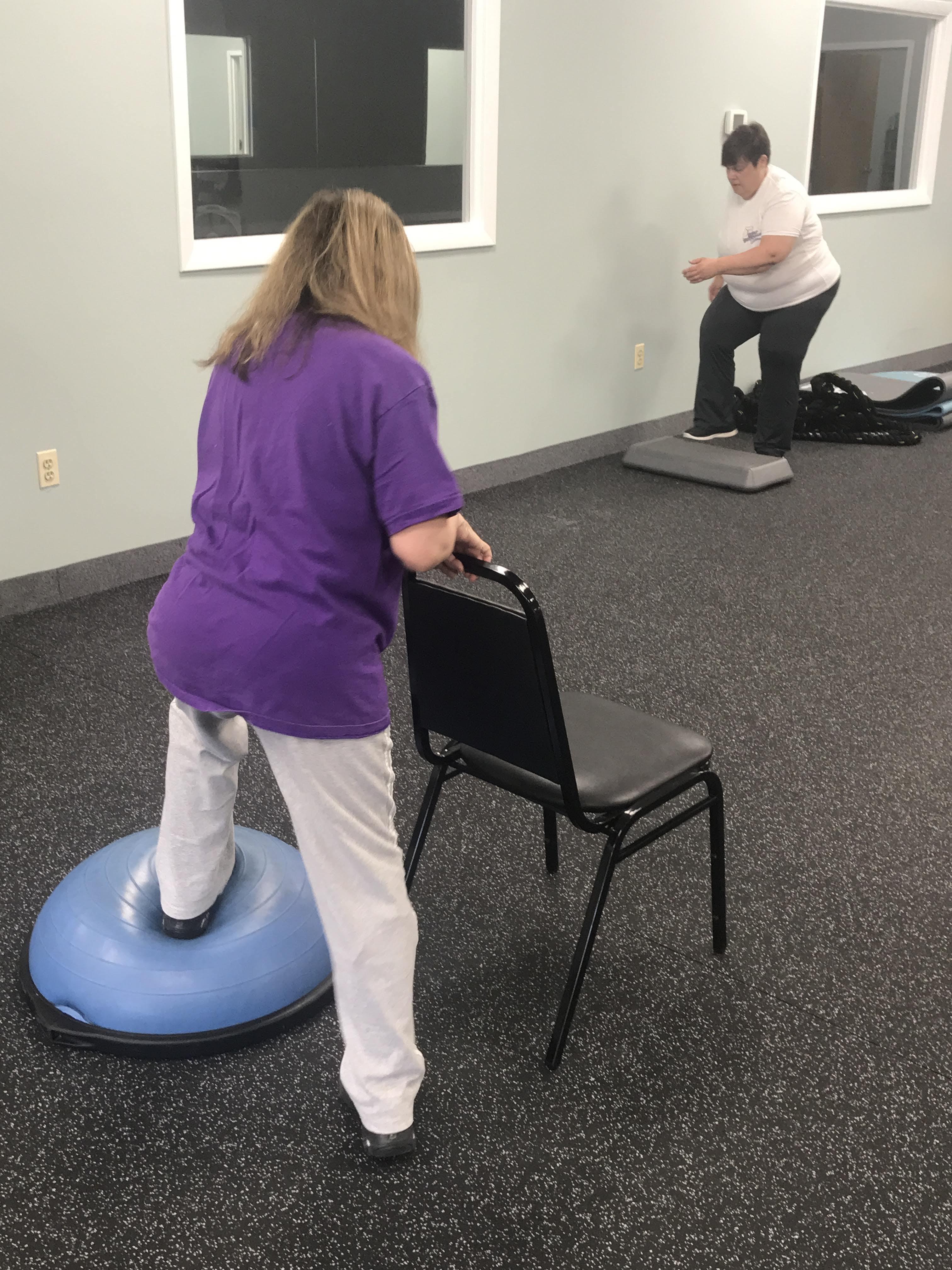 Beat Parkinson's Today Gym Photo 6