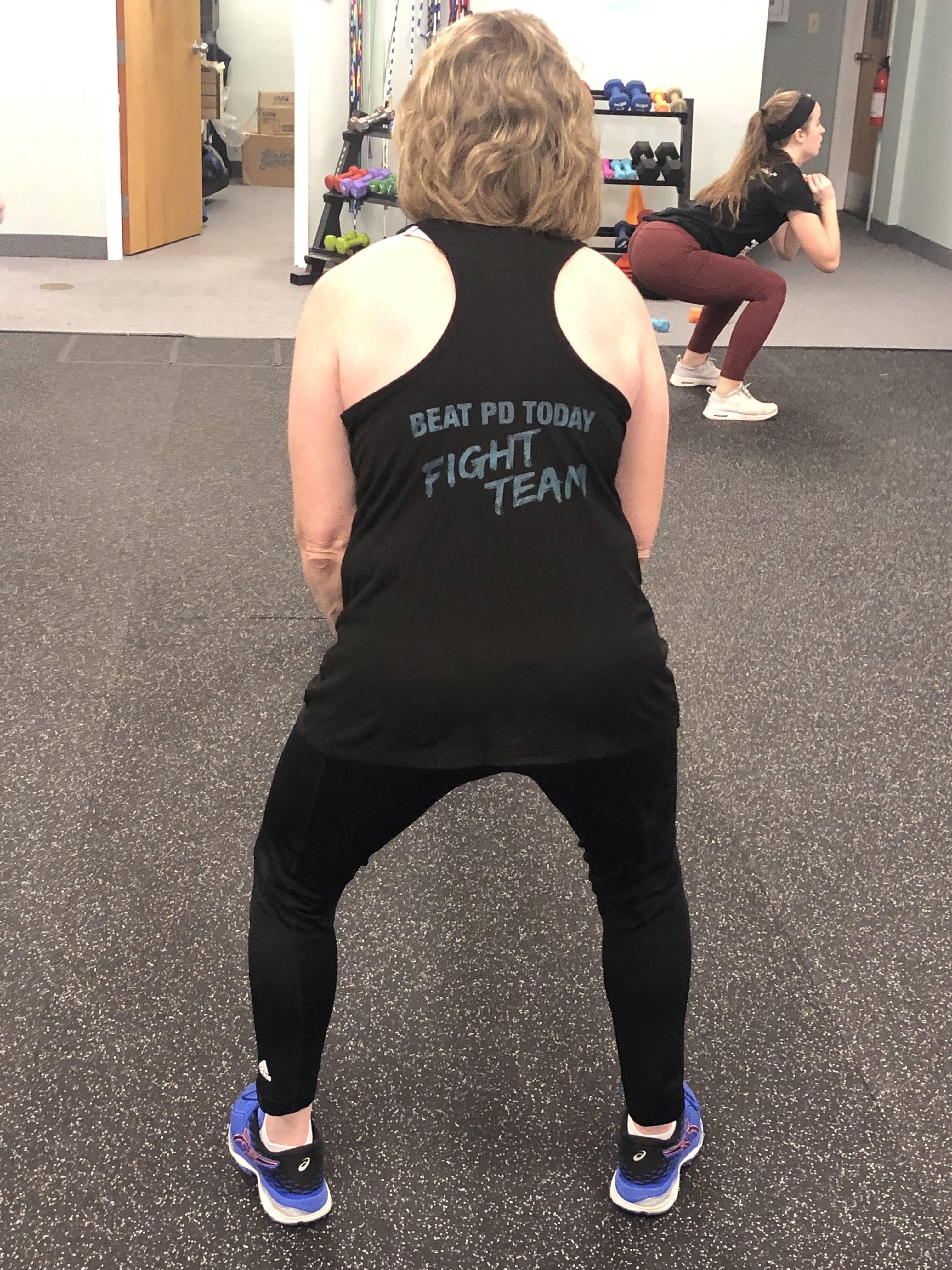 Beat Parkinson's Today Gym Photo 7