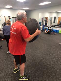 Beat Parkinson's Today Gym Photo 8