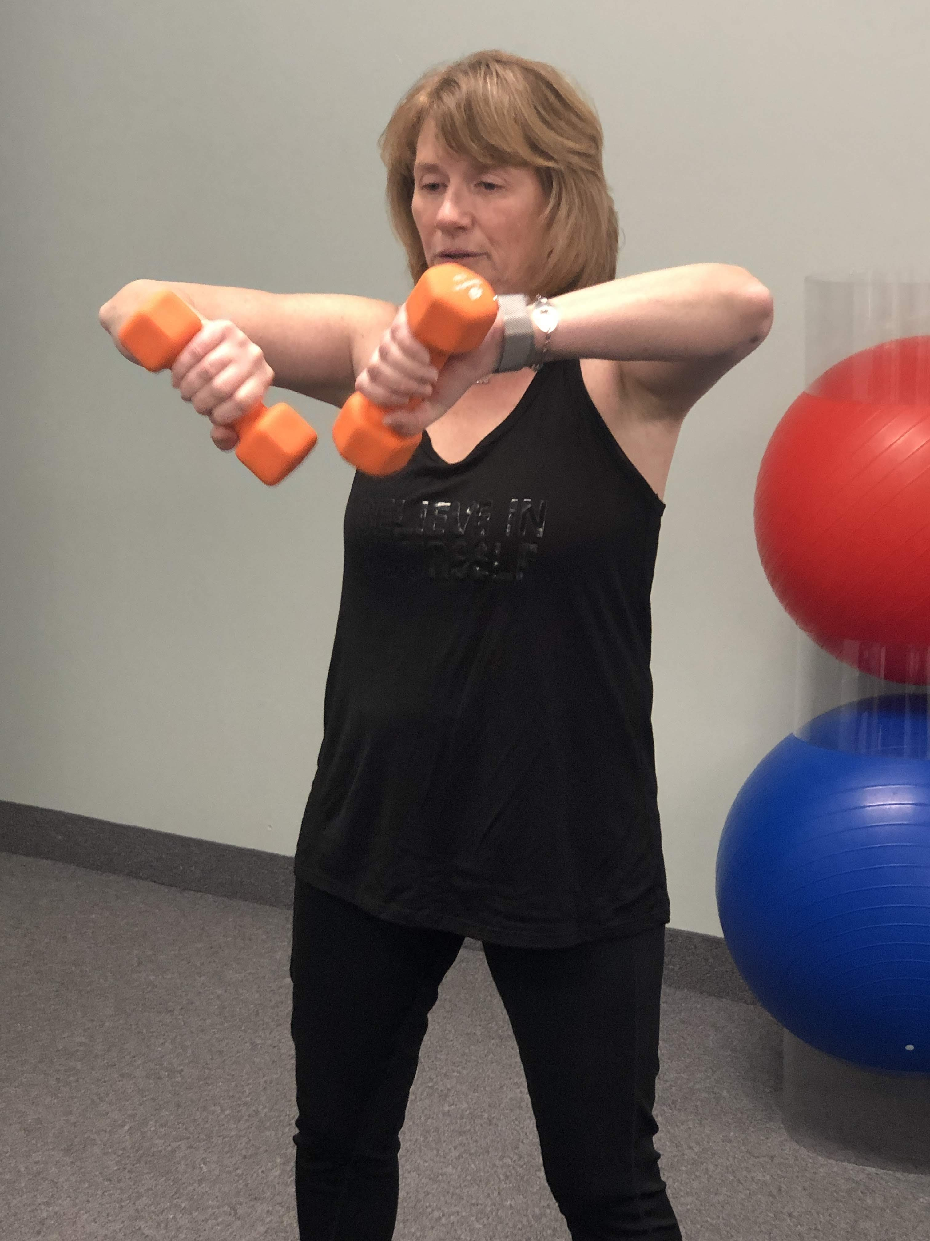 Beat Parkinson's Today Gym Photo 10