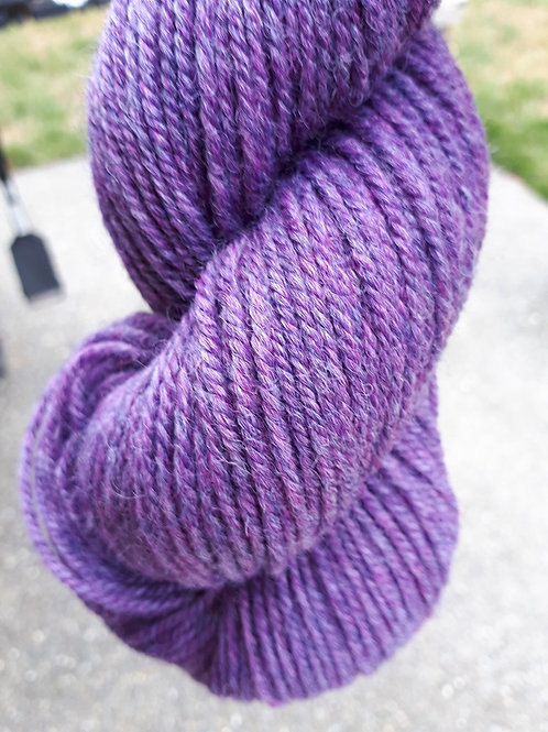 Haynes Creek Heathers Aran #144