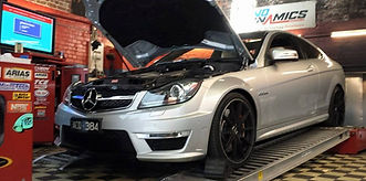 Mercedes c63 AMG Performance Packages