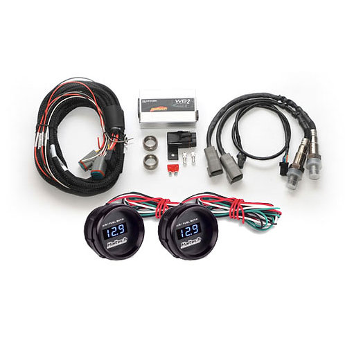 Dual Channel CAN Wideband (2) Single gauges kit