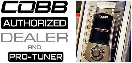Cobb authorized dealer