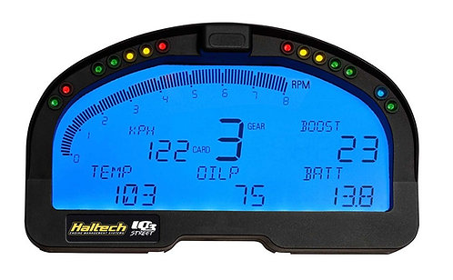 Haltech IQ3 Street Display Dash