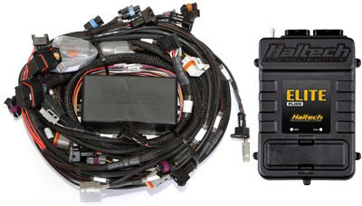 Elite 2500 Ford Coyote 5.0 Terminated Harness Kit