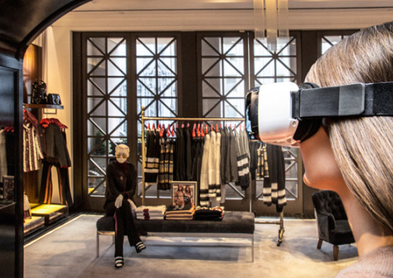 VR is Changing the Fashion Merchandising Industry