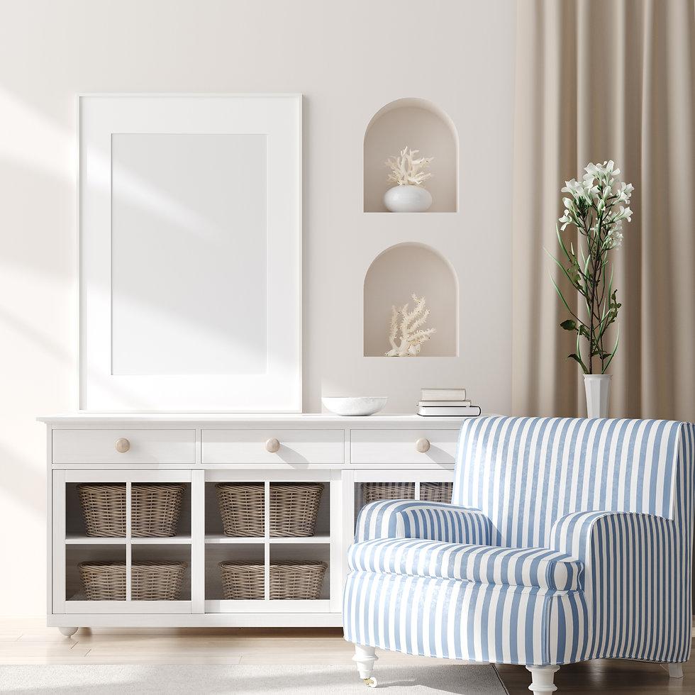 bigstock-Mock-Up-Frame-In-Home-Interior-