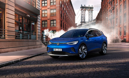 "Volkswagen ID.4 được vinh danh ""World Car of the Year 2021"""