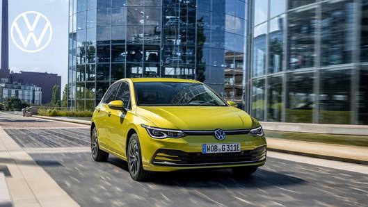 Volkswagen Golf và ID.3 giành chiến thắng kép tại Lễ trao giải Mẫu xe của năm tại Đức 'German Car of