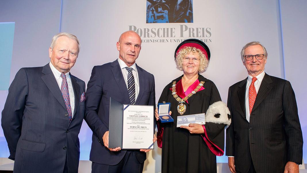 Nền tảng điện MEB của Volkswagen đoạt giải TU Wien danh giá