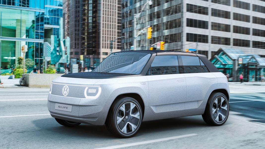 Ra mắt xe điện ID. LIFE tại Triển lãm IAA 2021