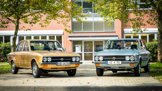 """Chúc mừng sinh nhật """"người tiên phong"""" VW K70 bước sang tuổi 50!"""