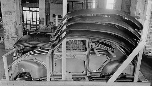 Cột mốc mới: 70 năm xuất khẩu xe CKD của Volkswagen