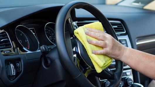 Các việc cần biết khi làm sạch xe chống Covid-19