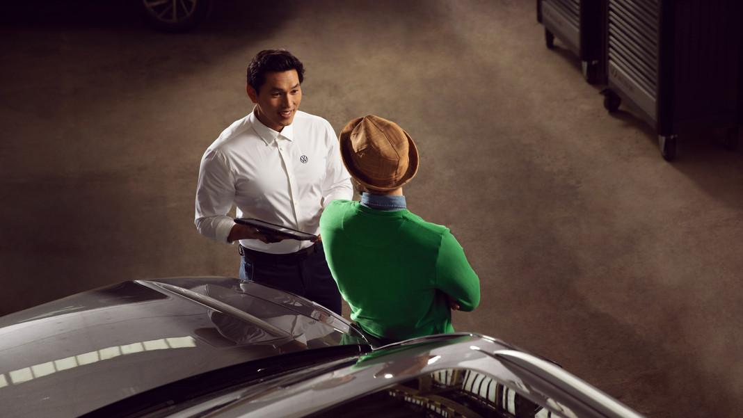Ưu đãi dịch vụ cuối năm dành cho khách hàng Volkswagen
