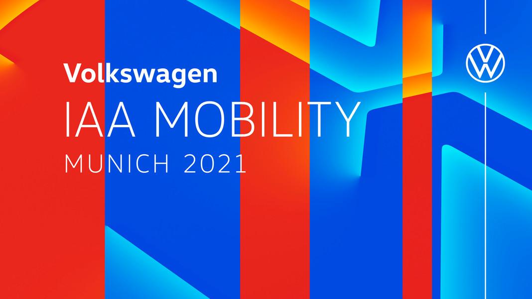 Volkswagen tại Triển lãm IAA Mobility 2021