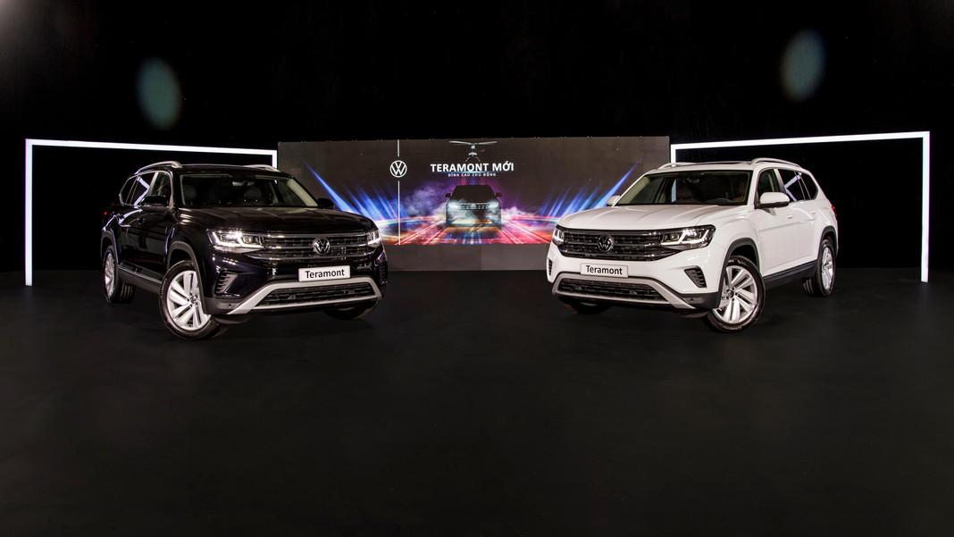 Volkswagen Teramont chính thức ra mắt tại Việt Nam | SUV 7 chỗ đích thực - Đỉnh cao chủ động