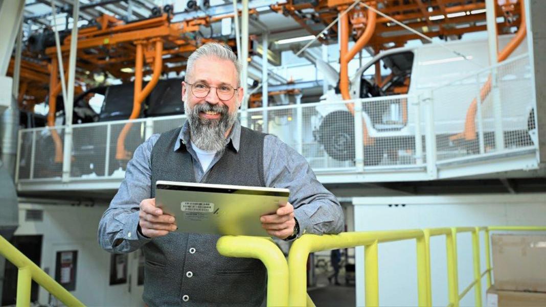 """Volkswagen xây dựng nền tảng dữ liệu chung """"Đám mây công nghiệp"""" cho tất cả các nhà máy"""