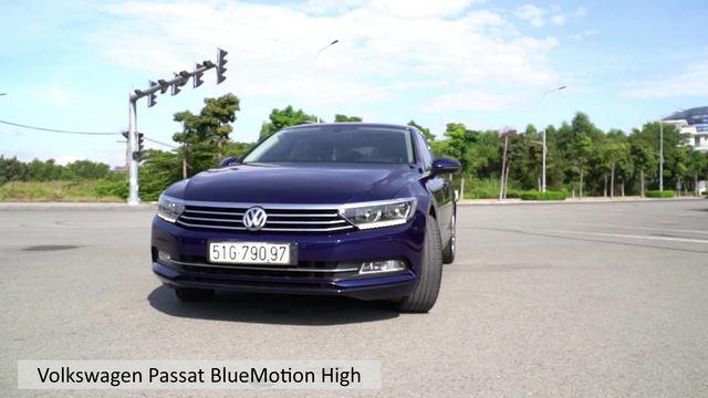 Volkswagen Passat - sedan thực dụng kiểu Đức