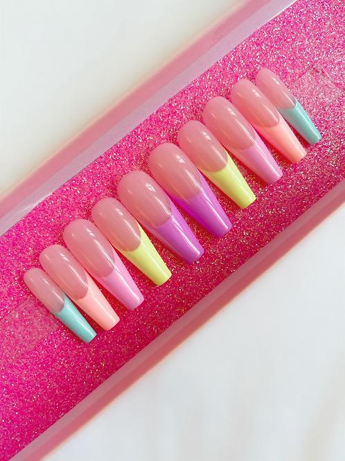 Mix colour tips