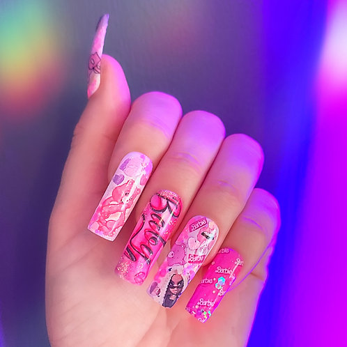 Pink 90s