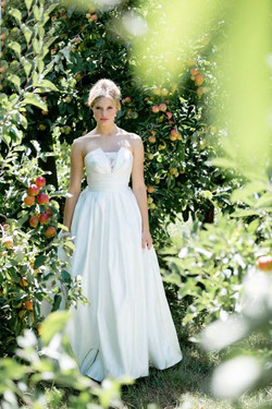 New Zealand Wedding Issue 44 Sharlay Bridal - P86