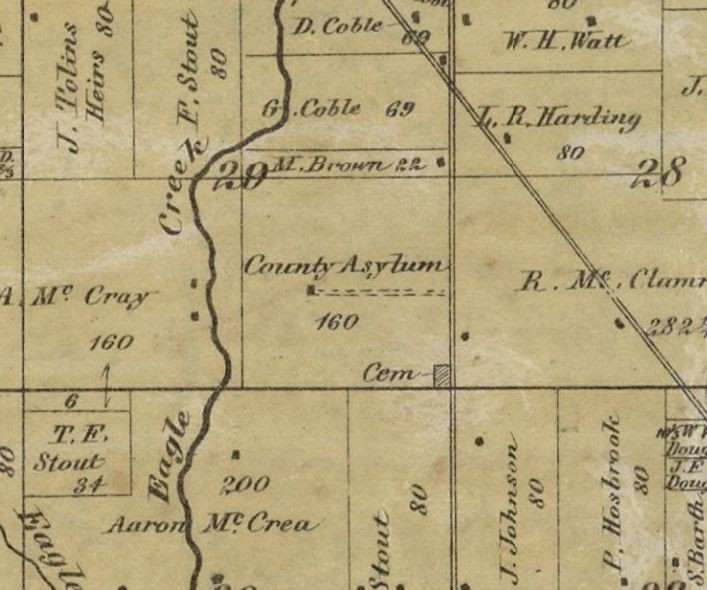 Indianapolis Marion County #indyturns200 map