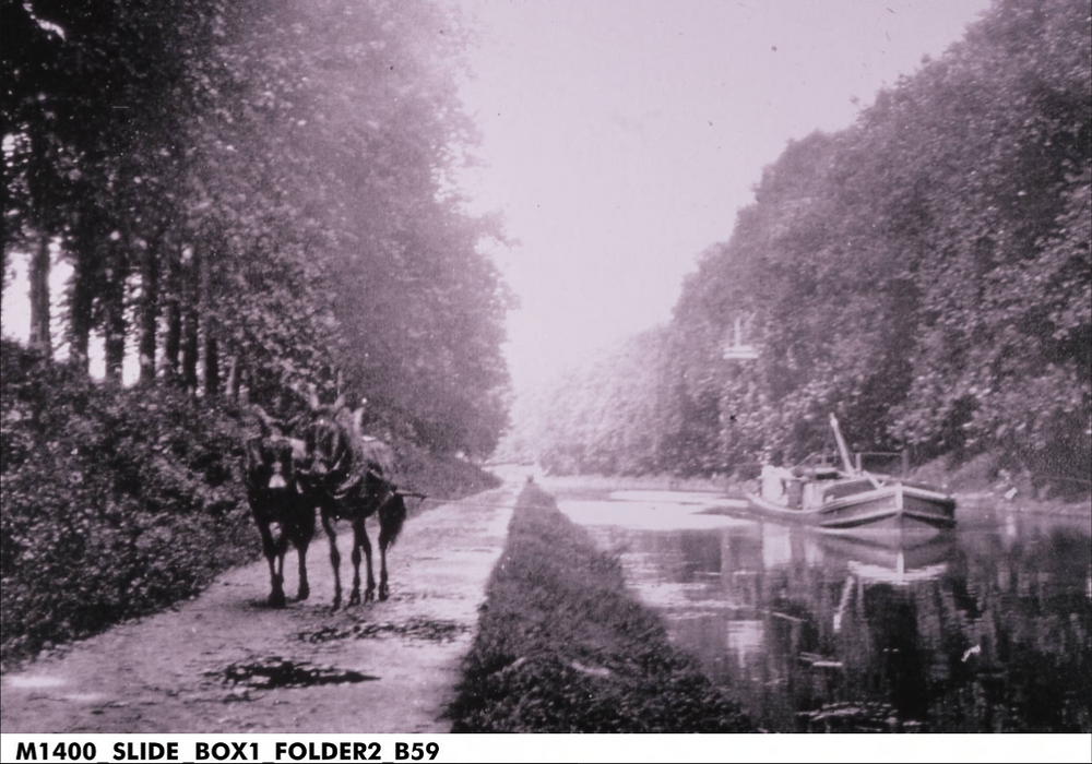 central canal Indianapolis history bicentennial #indyturns200