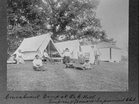 Lillian Fox and the Establishment of the Oak Hill Tuberculosis Camp