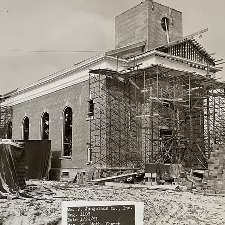 Constructing a Neighborhood Landmark: Meridian Street Methodist Church