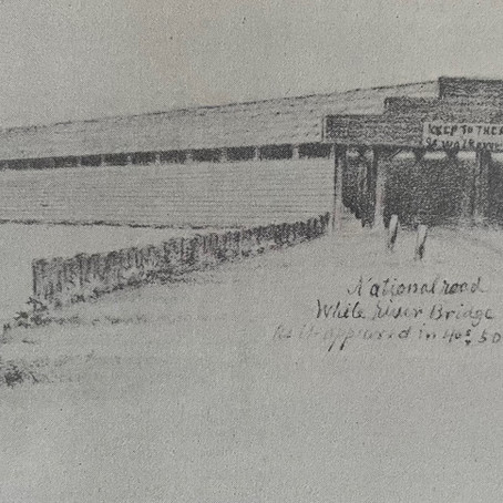 An Indianapolis Landmark: The National Road Covered Bridge
