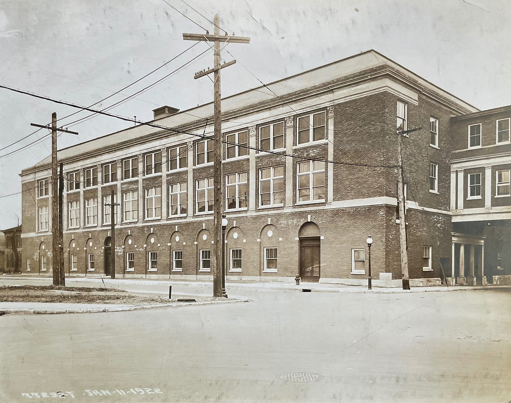 Manual High School Jungclaus Campbell Jungclaus mill Indianapolis history