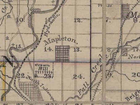 Fast Times In Mapleton: The Little Town (sort of) That Was