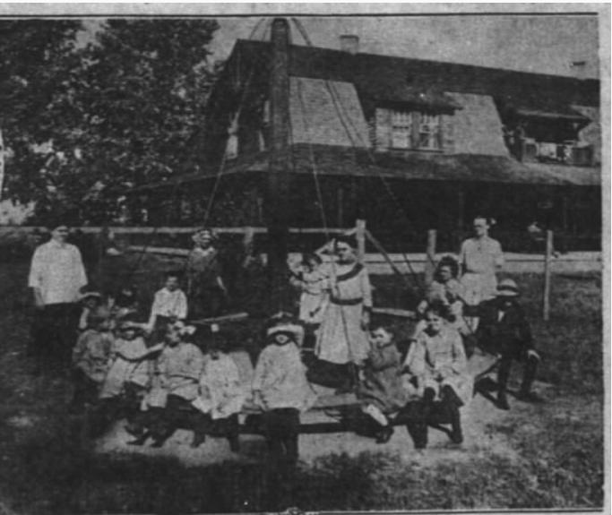 Indianapolis Star, June 23, 1923.