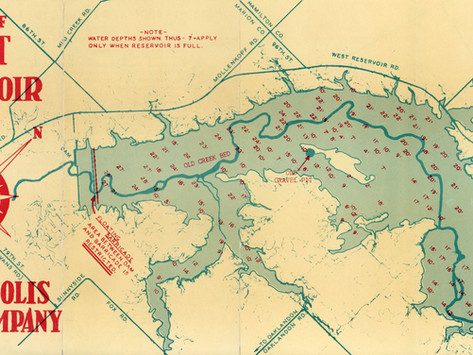 Born Of A Need: The History of Geist Reservoir (Part 1)