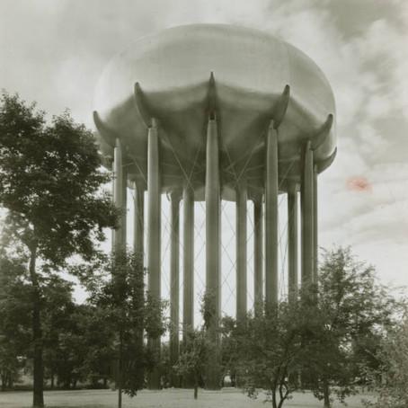 Water On High: The Blue Ridge Water Tank in Butler-Tarkington