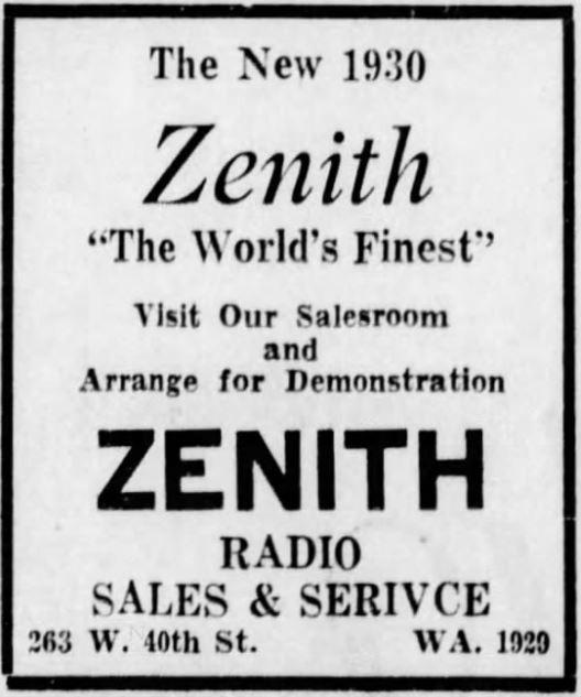 Butler Tarkington newspaper advertisement Indianapolis