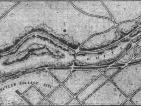A River Runs Through It, But We'd Rather Have a Lake: The Fairview Park Reservoir