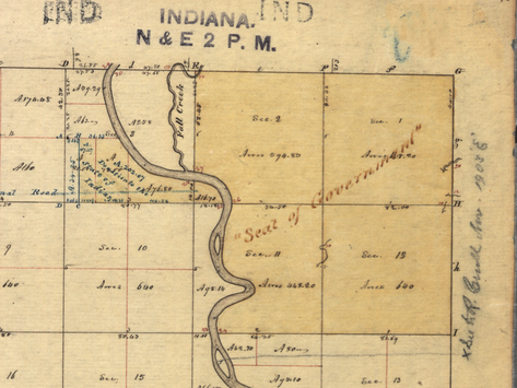 Selecting the Seat of Government: The Expedition to Locate the Site of Indianapolis